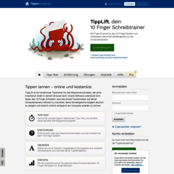 10 finger tipptrainer online kostenlos