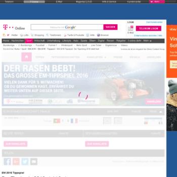 Em Tippspiel Telekom