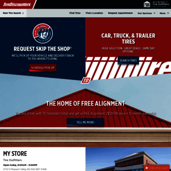 Tire Discounters Coupons >> Tirediscounters Com At Wi Tire Discounters