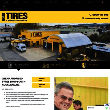Tires.co.nz thumbnail