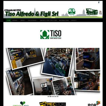 Tisoalfredo.it thumbnail