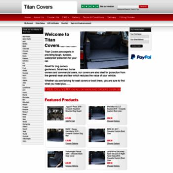 Titancovers.co.uk thumbnail