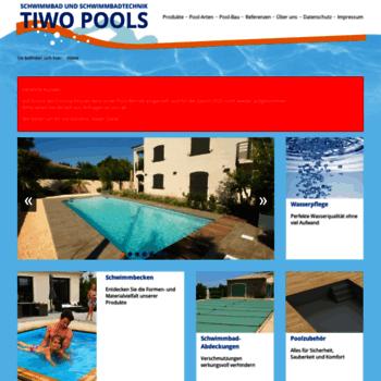 Tiwo-pools.de thumbnail