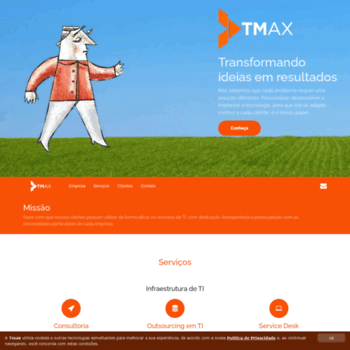 Tmax.com.br thumbnail
