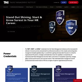 Tmi.org thumbnail