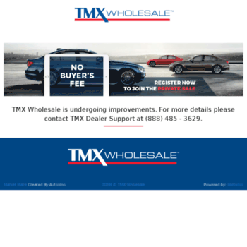 Online Car Auction >> Tmxwholesale Com At Wi Online Car Auction Auto Auction