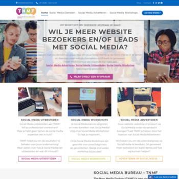 Tnmf.nl thumbnail