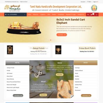 Tnpoompuhar Org At Wi Online Shopping Poompuhar