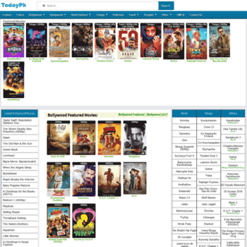 today pk telugu dubbed movies download