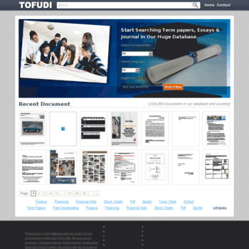 Tofudi.net thumbnail