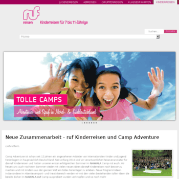Toggo-kids-camp.de thumbnail