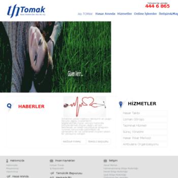 Tomakhasar.com.tr thumbnail