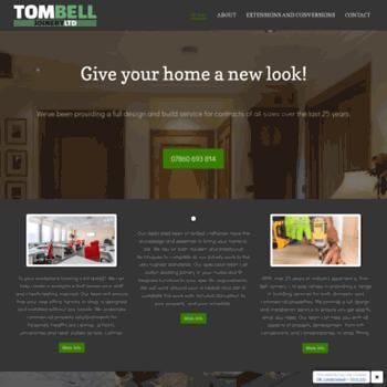Tombelljoineryltd.co.uk thumbnail