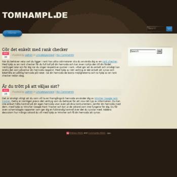 Tomhampl.de thumbnail