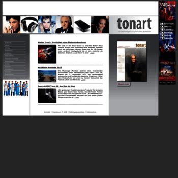 Tonartmagazin.de thumbnail