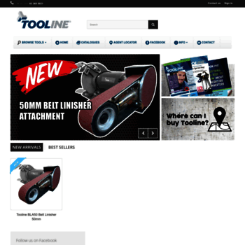 Tooline.co.nz thumbnail