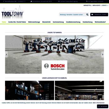 Tooltown.de thumbnail