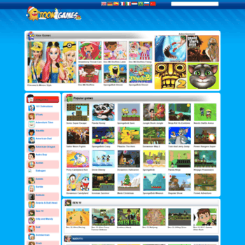 Toongames.org thumbnail