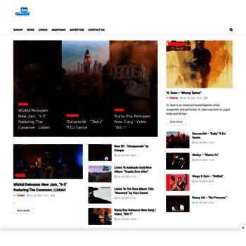 tooxclusive com at WI  TooXclusive | Nigeria's #1 Music Website