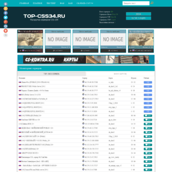 Веб сайт top-css34.ru
