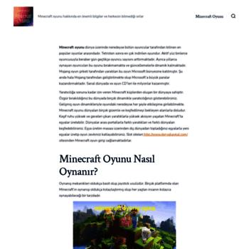 top-minecraft-servers com at WI  Top Minecraft Servers