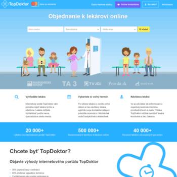 Topdoktor.sk thumbnail