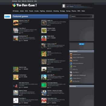 Topfrivgame Com At Wi Friv Best Friv Games Jogos Juegos