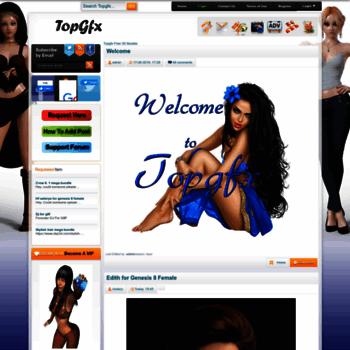 topgfx com at WI  TOPGFX | Daz3d Renderosity Poser 3D Stuff Free