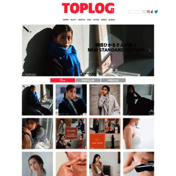 Toplog.jp thumbnail