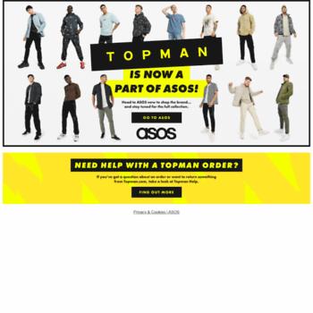 64f96db0ae topman.com at WI. TOPMAN USA - Mens Fashion - Mens Clothing - Topman