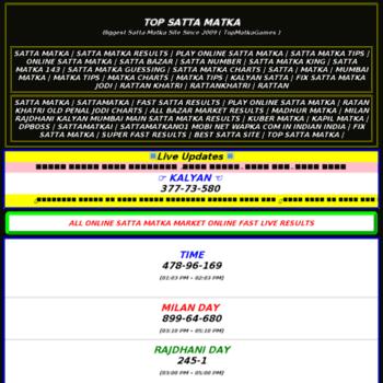 topmatkagames com at Website Informer  Visit Topmatkagames