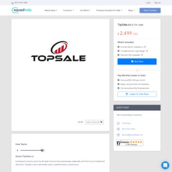 Topsale.co thumbnail