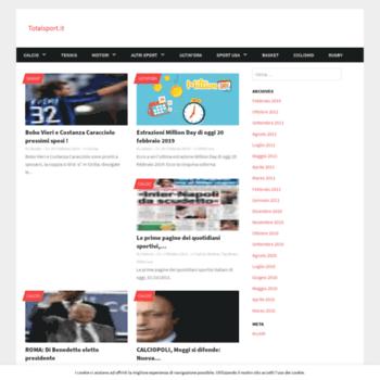Totalsport.it thumbnail
