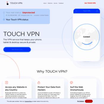 touchvpn net at Website Informer  Touch VPN  Visit Touch VPN