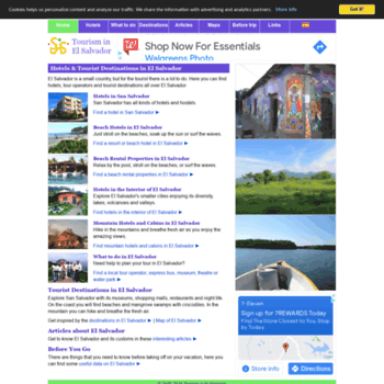 Tourism.com.sv thumbnail