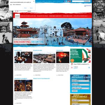 Tourismkathmandu.com thumbnail