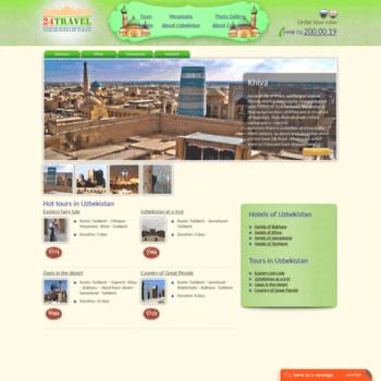 Tourstouzbekistan.uz thumbnail