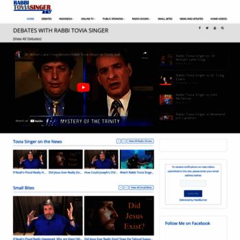 Toviasinger.tv thumbnail
