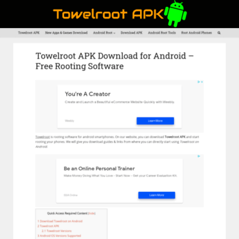 towelrootapk net at WI  Towelroot APK Download for Android