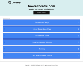 Tower-theatre.com thumbnail