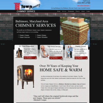 Townandcountrychimney Com At Wi Baltimore Carroll County