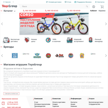 Toysgroup.com.ua thumbnail
