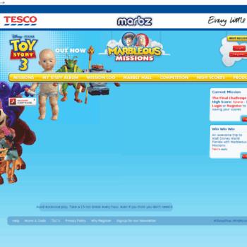 Toystorymission.co.uk thumbnail