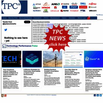 Tpc.org thumbnail