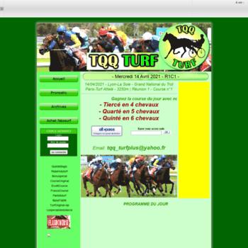 tqqturf c4 fr at Website Informer  TQQTURF  Visit TQQTURF C 4