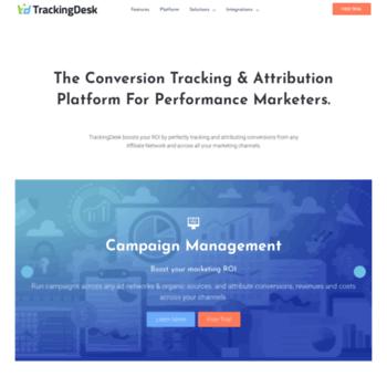 Trackingdesk.net thumbnail