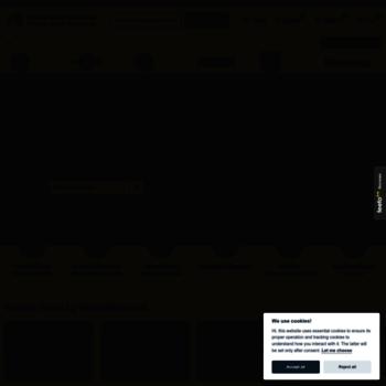 Tractorspareparts.co.uk thumbnail