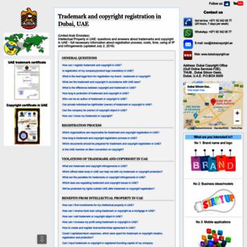 Trademark-copyright.ae thumbnail