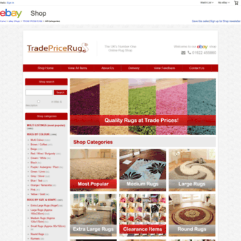 Co Uk At Wi Trade Price Rugs Ebay S