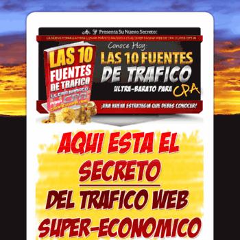 Trafico-web.net thumbnail